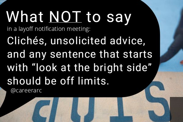 How to Lay Off Employees: Script on What & What Not to Say |