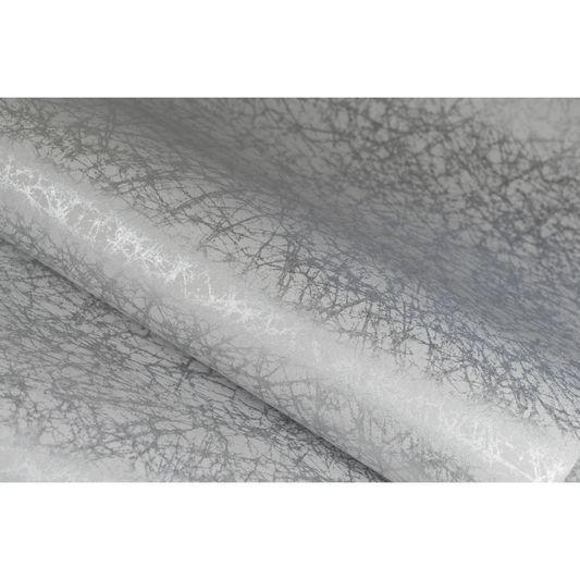 Shimmer Silver Wallpaper by Kelly Hoppen for Graham & Brown #KellyHoppen