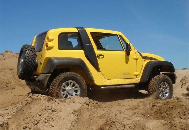 TAC Stark 4WD