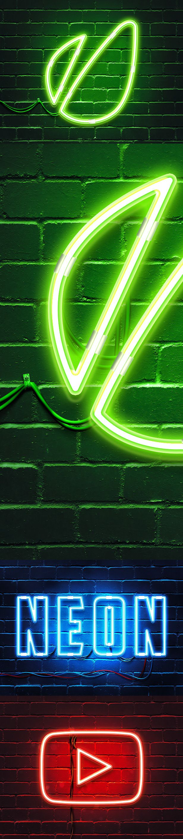 17 best ideas about sign maker british english neon sign maker photoshop action