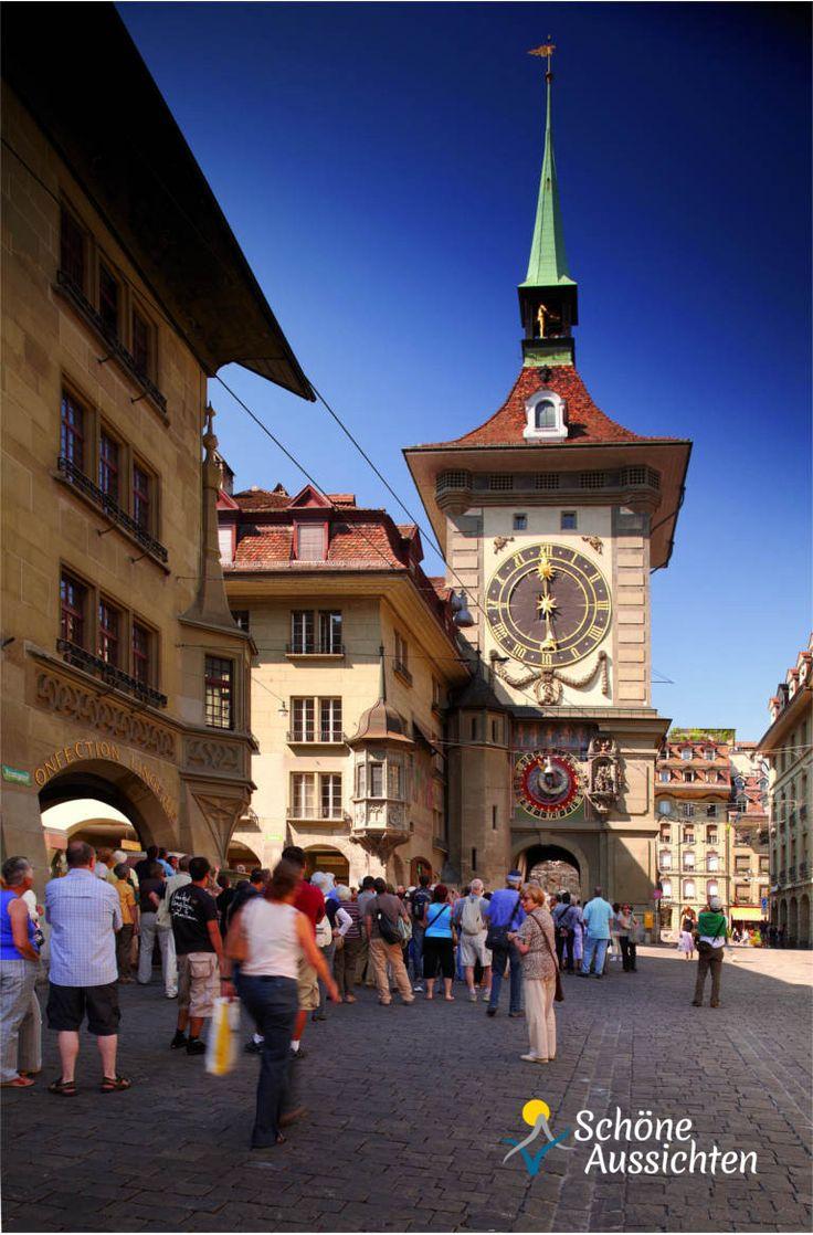Zeitglockenturm / Zytglogge / Clocktower (c) Bern Tourismus