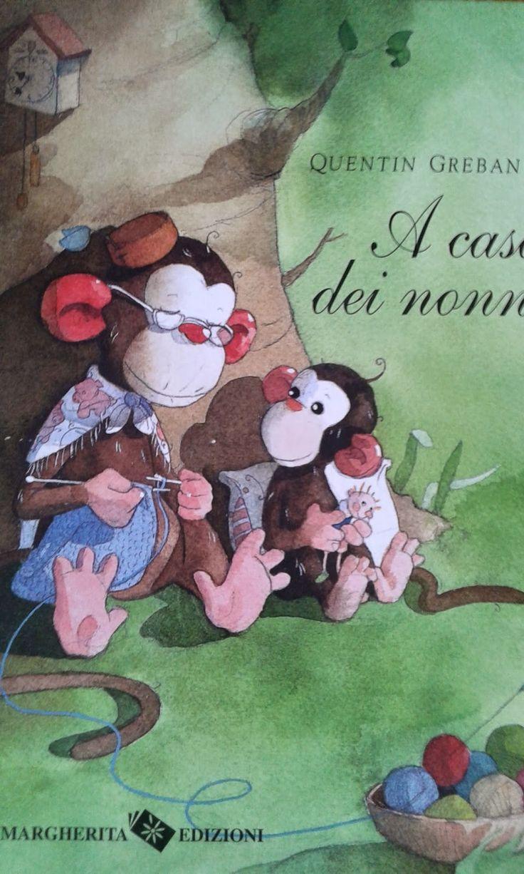 A casa dei nonni di Quentin Greban pubblicato da Margherita Edizioni