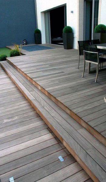 Top 50 Best Modern Deck Ideas – Contemporary Backyard Designs – Elena NELSON