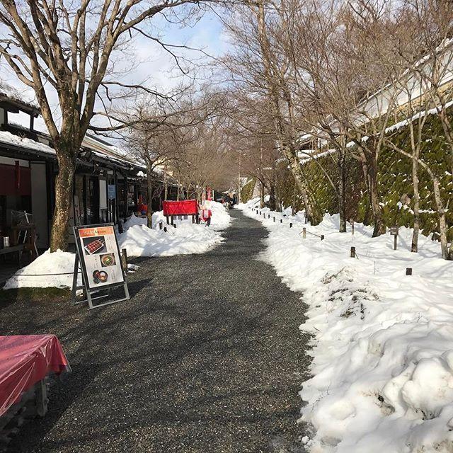 【nakaitaxi_kyoto】さんのInstagramをピンしています。 《中井タクシーの京都観光情報🚕 大原三千院参道‼️ #Kyoto #Japan #Shrine #Temple #京都 #社寺 #紅葉 #桜》