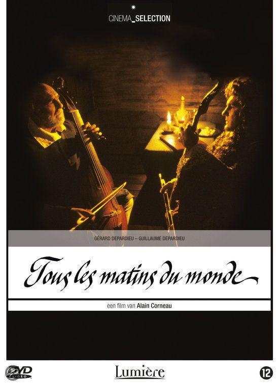 Tous les matins du monde  Prachtig verhaal, prachtige muziek.
