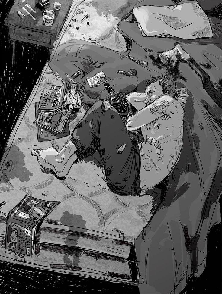 levidaenci: id-ego: the sleeping dog You... - ------CUT HERE------