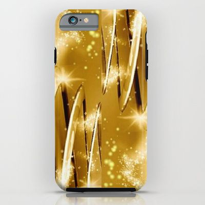 #Society6 Pure Gold iPhone6 Case by Elena Indolfi
