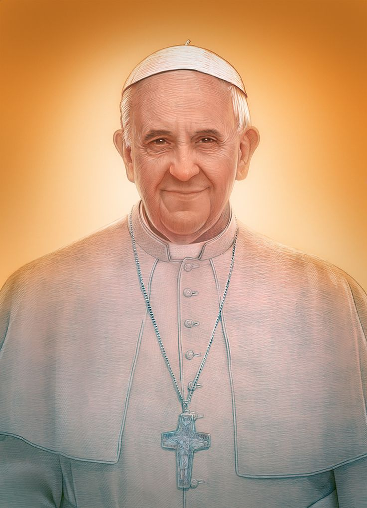 Tim OBrien - Pope Francis for TIME