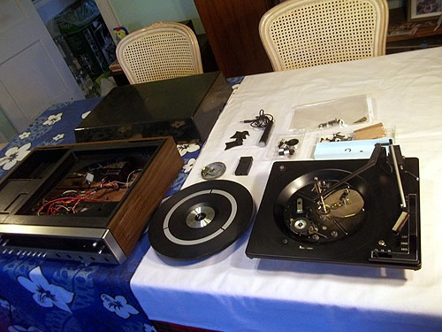 Sold Vintage Sears Solid State Am Fm Stereo System Model