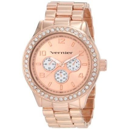 : Vnr11088Rg Chrono, Glitz Bracelets, Design Shoes, Quartz Watches, Women Watches, Vernier Women, Bracelets Quartz, Fashion Accessories, Women Vnr11088Rg