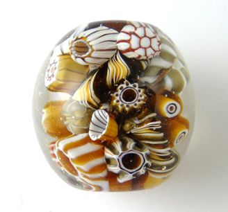 Corinabeads -Lampwork beads by Corina Tettinger - loving the virtual bead collection