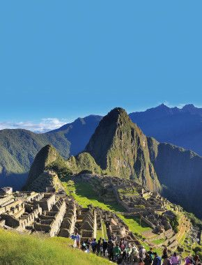 Top five #travel destinations for long-stay #holidays - Machu Picchu, #Peru