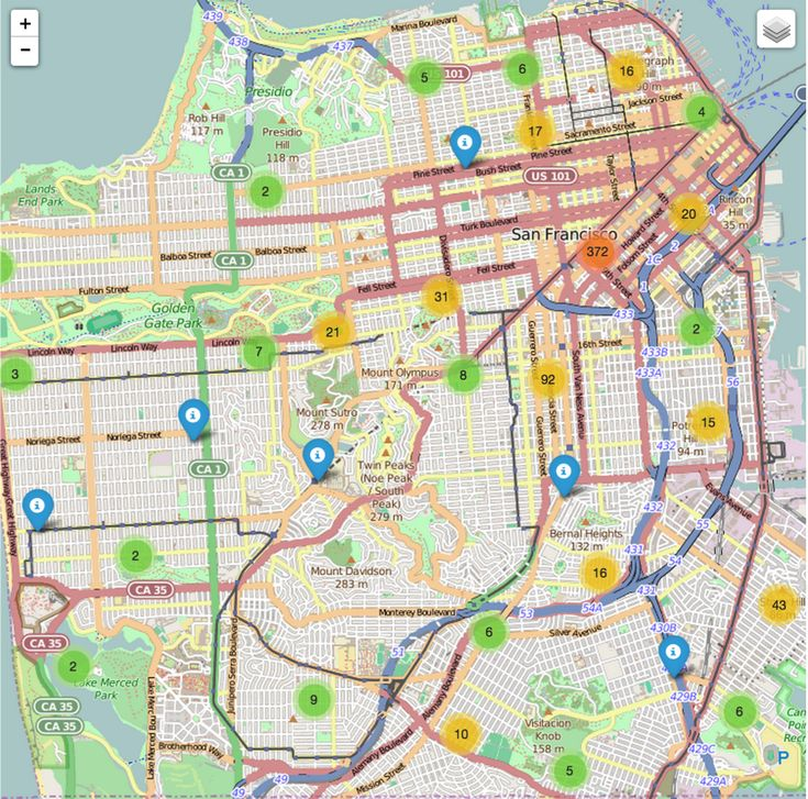 13 best map images on pinterest maps cards and cartography creating interactive crime maps with folium fandeluxe Image collections