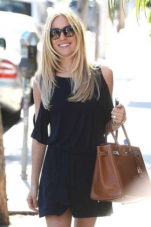 20 Kristin Cavallari Hairstyles/