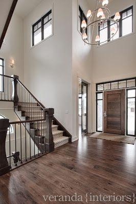 Watermark {Spyglass} Foyer // Veranda Estate Homes Inc.