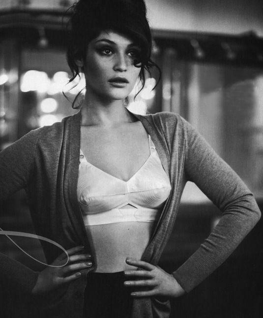 Gemma Arterton.
