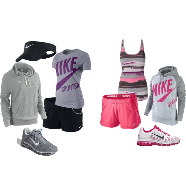 Nike WorkoutWorkout Outfit, Nike Workout, Fashion Style, Untitled 68, Workout Clothing, Workout Gears, Gym Wear, Nike Clothing, Work Outfit