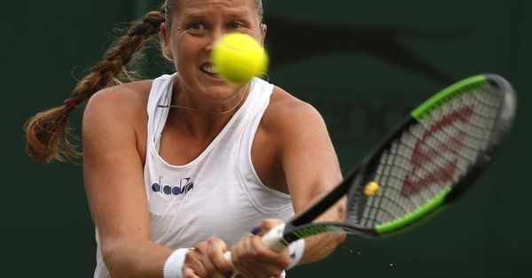 Charleston's Shelby Rogers upsets Safarova at Wimbledon, faces No. 1 Kerber in third round  Unseeded Shelby Rogers pulled off another upset on Thursday as the Charleston touring tennis professional rallied from a set down to upend 32...  postandcourier.com