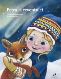 #revontulet #lappi #saamelaisuus Petra ja revontulet - Tekijä: Eevamaria Halttunen -Neljännessä Petra-kirjassa Petra seikkailee Lapissa auttaen Niklasta etsimään kesken kihlajaistensa kadonnutta isosiskoaan. Samalla Petra kokee Lapin taikaa ja oppii miten revontulet syntyvät.