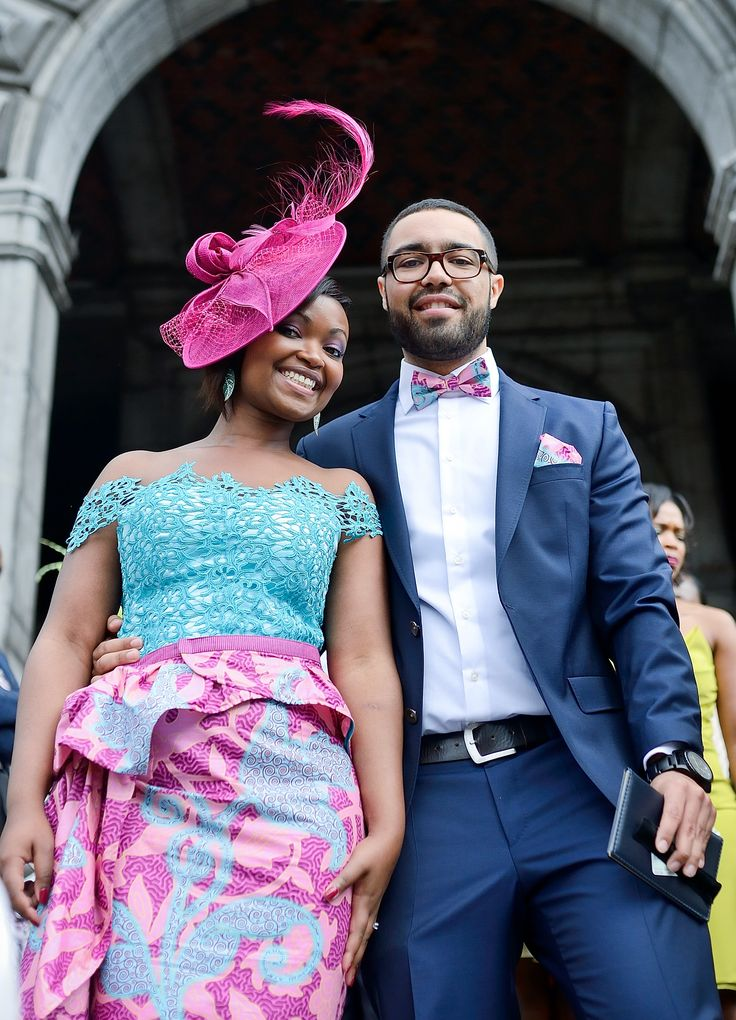 REAL WEDDINGS - KATIA & YVES | Read the interview on V-Inspired | #vlisco #wedding