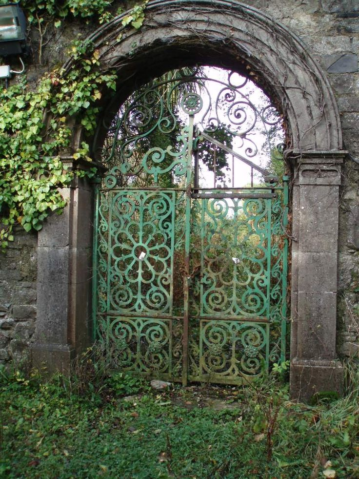 Garden Gates And Fences | Enter The Garden