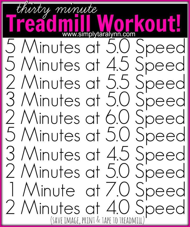 Beat+the+Heat:+6+High-Intensity+Treadmill+Boredom+Busters