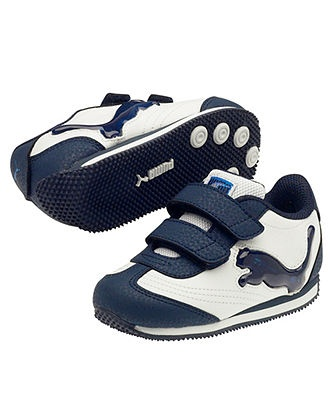 Puma Kids Shoes, Little Boys Speeder Illuminescent Sneakers - Kids Shoes - Macy's So cute for Teeny