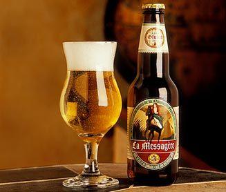 Bière sans gluten | La Messagère Blonde [ Les bières de la Nouvelle-France ]