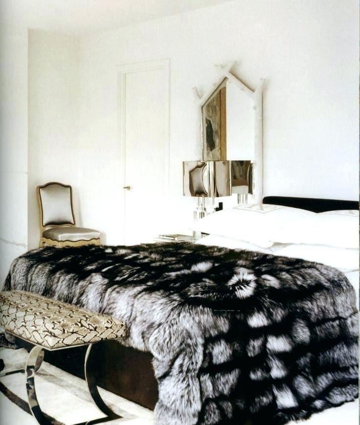 Image Result For White Fur Bedding Bedroom Decor Cozy Simple Bedroom Comfortable Bedroom