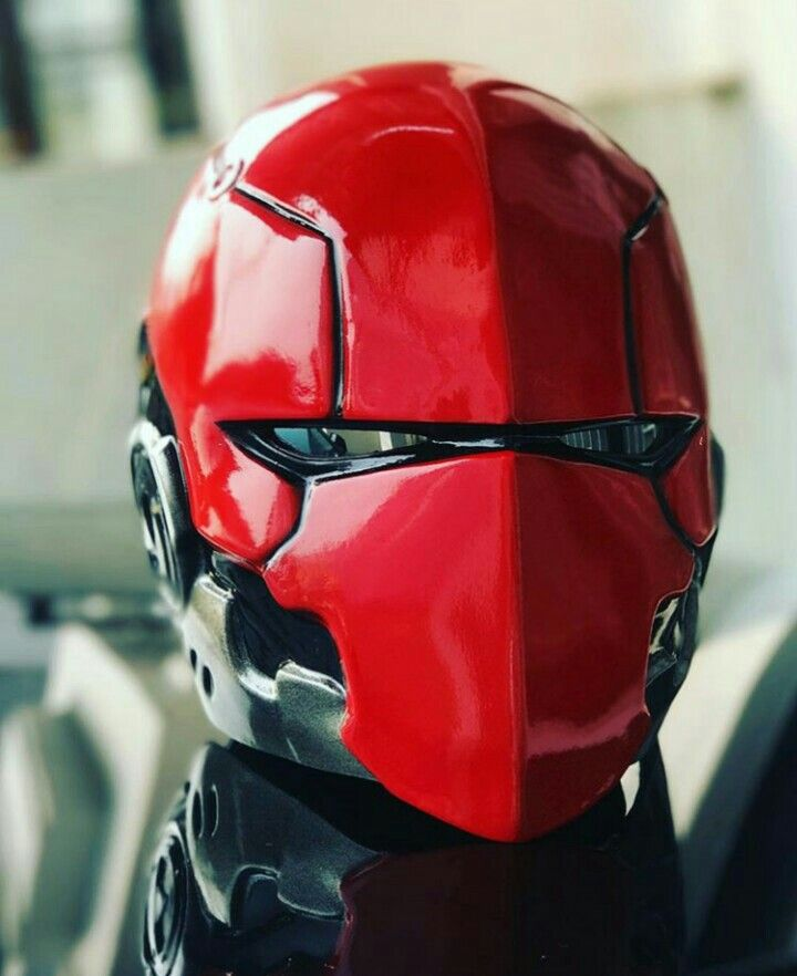 Red Hood cosplay