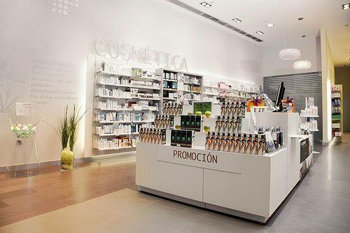 Farmacia Europa   Store & Retail Design   MobilM Madrid