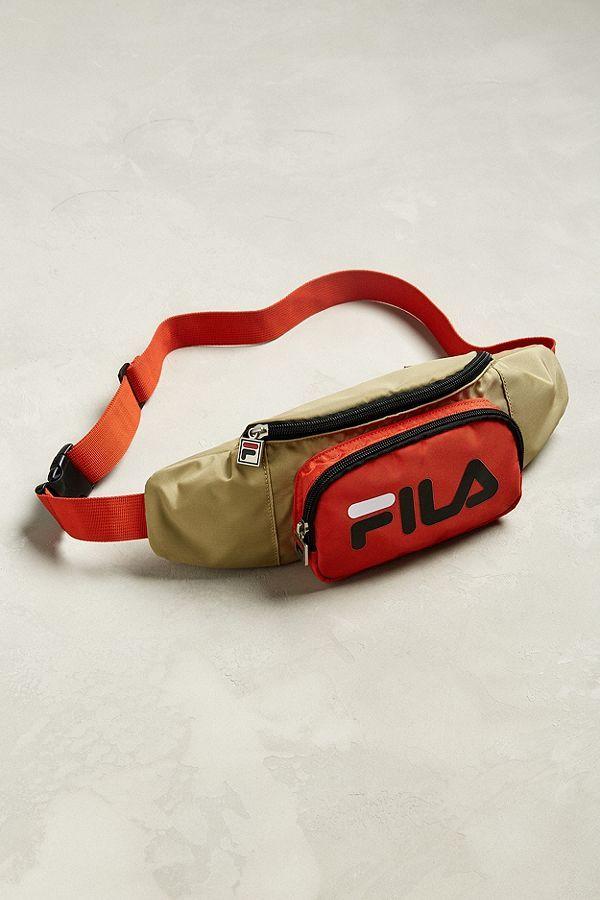 93f5c76e24 Slide View  1  FILA Logo Sling Bag