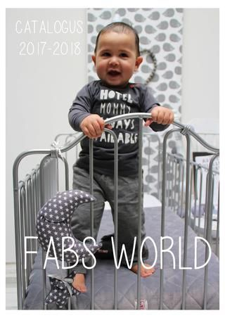 Catalogus Fabs World 2017  Catalogus Fabs World 2017 For wholesale: info@fabsworld.nl www.fabsworld.nl