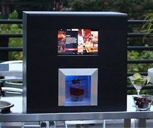 Cocktail Vending Machine with App | Bartender, Wedding ...