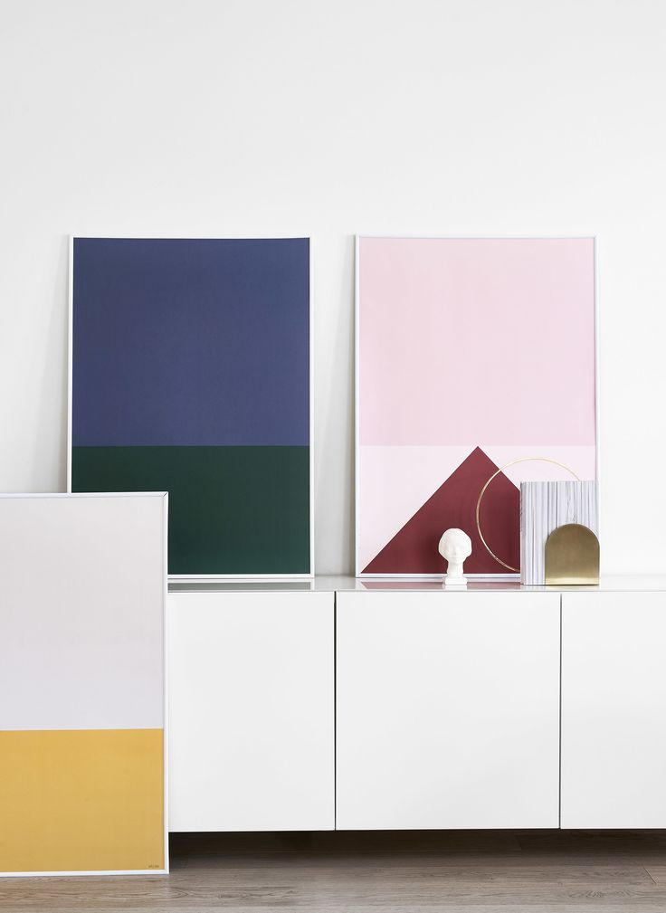 Colors - new print series by studio esinam