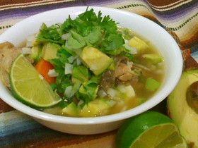 ● カルド トラルペーニョ●メキシコ料理