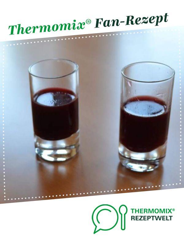 Brombeer oder Johannisbeer – Likör * von jojokinder. Ein Thermomix ® Rezept aus der Kategorie Getränke auf www.rezeptwelt.de, der Thermomix ® Community. – Gertrud Schmid