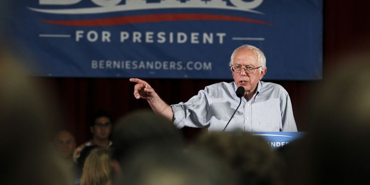 Bernie Sanders will become the Democratic nominee, primarily because people trust him and polls are finally beginning to reflect the energy and momentum of his campaign.
