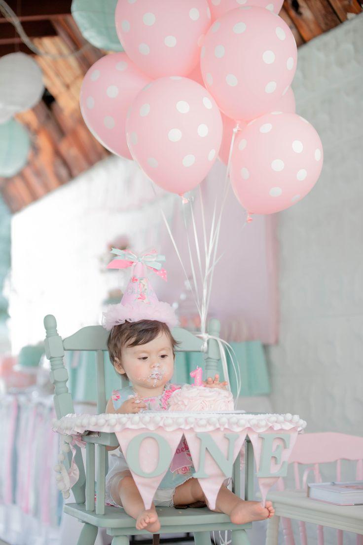 1st birthday tehehe