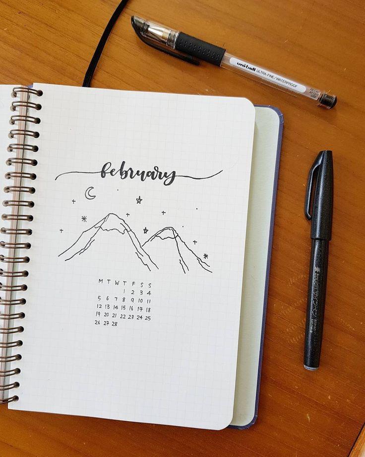 ullet journal, titles, tumblr, study, studying, ideas, inspiration, bullet journaling