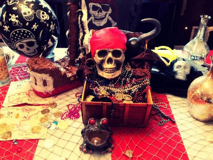 Adult Pirate Party Supplies 26