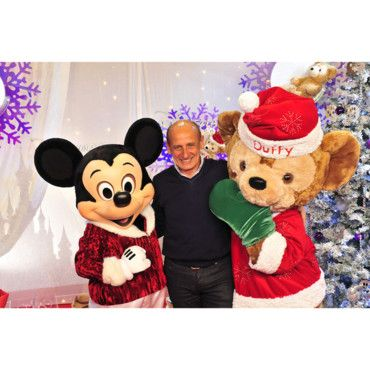 Mickey, Jean-Michel Aphatie et Duffy