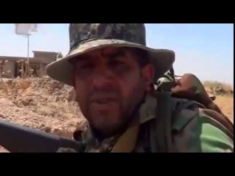 Shiite Militias Take The Fight to Islamic State Militants Near Tikrit