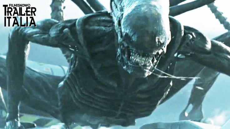 Alien: Covenant   Il nuovo spaventoso trailer italiano