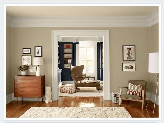 Bm Gallery Buff Color Stories Full Spectrum Living Room Paint Color Scheme Living Room Wall Color Living Room Color Schemes
