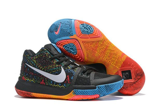 the latest f3be0 61240 Hot Sale Nike Kyrie 3 EP BHM Black History Month Mens Basketball Shoes  Athletic Sneakers