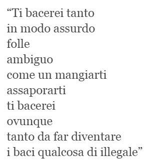 #bacio #baci #amore #amorevero #adolescenza #adolescenti #sentimenti #cotta #crush #amoreplatonico #loveyou #tiamo #collo #neck #illegale #adoro #ragazzo #ragazza #frasetumblr #frasitumblr #frase #frasi