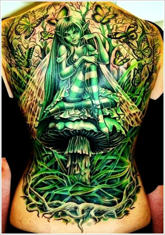 images about Tatuajes!!! Fairies Tattoo