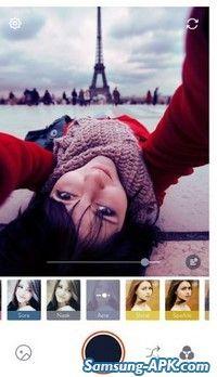 Retrica Samsung APK app mobile download