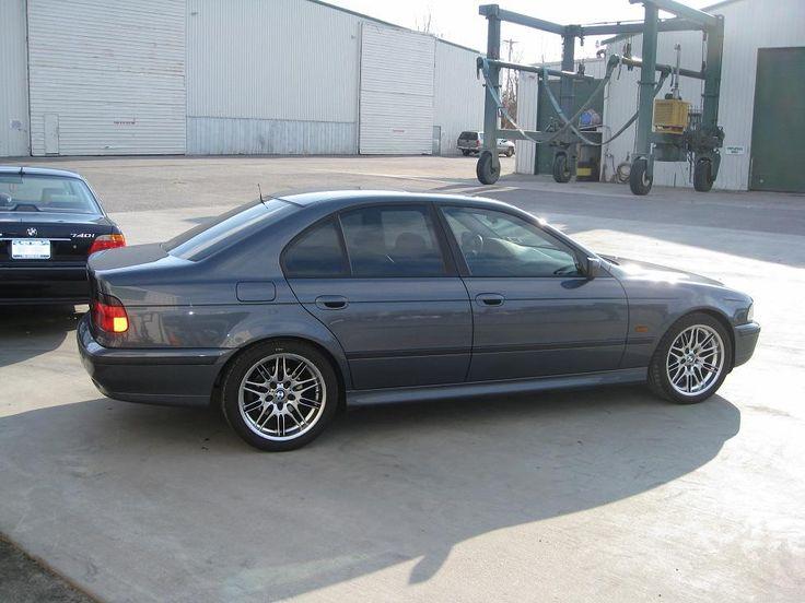 Gorgeous 00 BMW e39 540i M Sport 6Speed OEM M5 Wheels  Cars